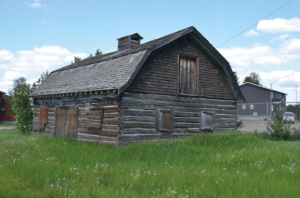 The town is dotted with historic buildings, like the Old Barn, built in the 1920s. Photo Daniel Campbell