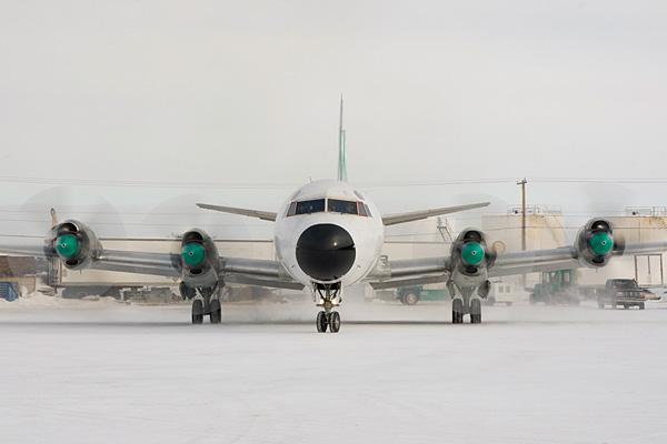 Buffalo's Lockheed L-188 Electra