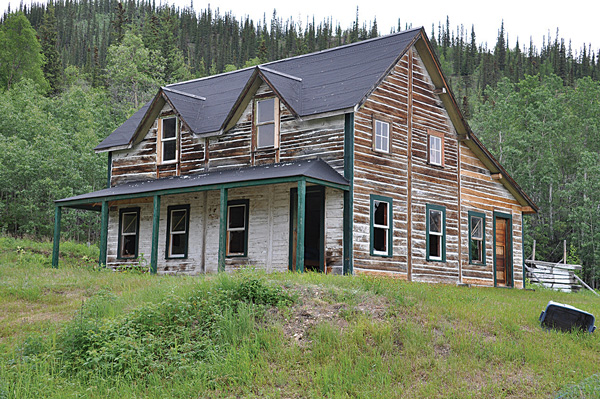 Photo: Yukon Government/Historic Sites Unit