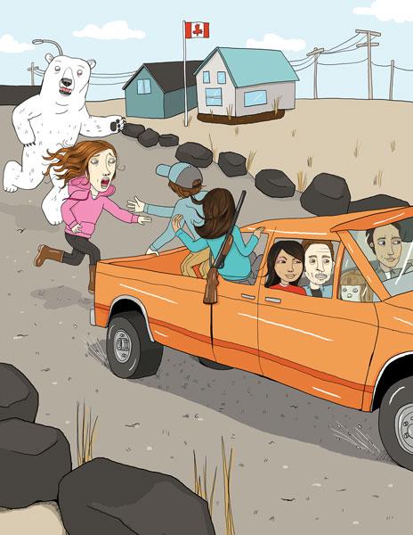 Illustration by Monika Melnychuk
