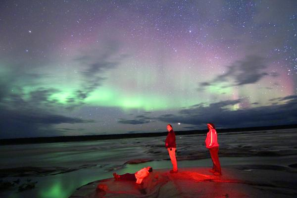 Photo by Peter McMahon/NWT Tourism
