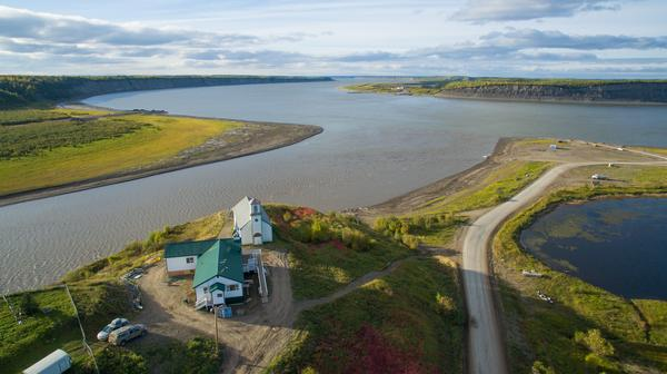 Photo by Colin Field/NWT Tourism