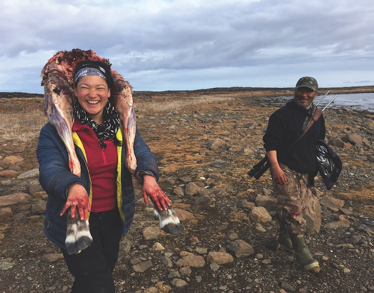 The new season of Nunavummi Mamarijavut debuts this fall on APTN. COURTESY QAUNIRQ CHAPMAN