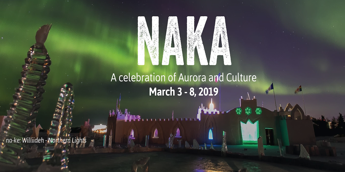 The festival will run March 3 to 8 in Yellowknife. PHOTO VIA CITY OF YELLOWKNIFE ON FACEBOOK