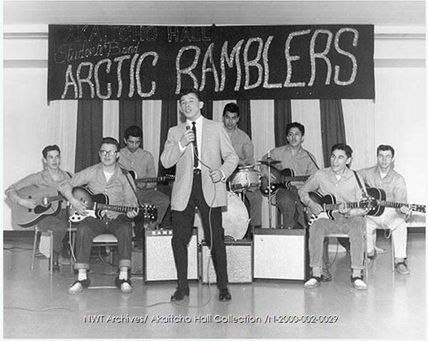 THE ARCTIC RAMBLERS