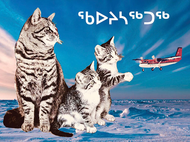 Image by Inuktitut Ilinniaqta