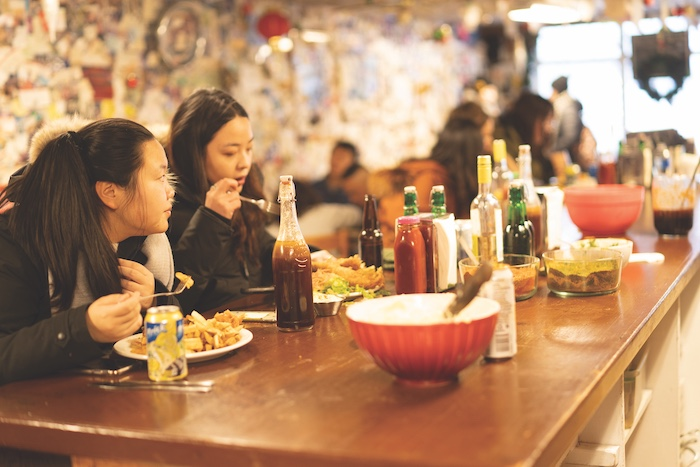 Bullock's Bistro, which specializes in local fish and chips, is another must-see attraction for visitors to Yellowknife.