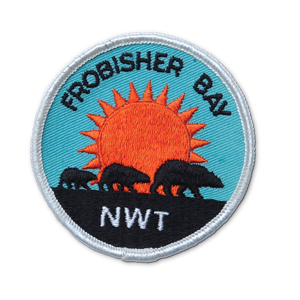 Frobisher Bay was changed to Iqaluit (Inuktitut: 'place of fish') in 1987.