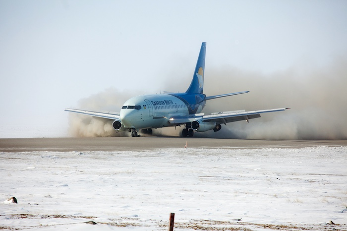 Canadian North and First Air say their merger is needed to survive. Photo by Jason Pineau