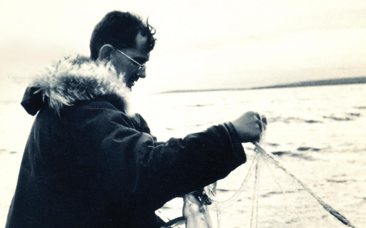 Father Joseph Buliard moved to Gary Lake to net not just fish, but Inuit converts. His harvest would be their undoing - as well as his own. Courtesy R.C. Episcopal Corporation